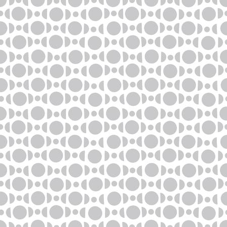 random: Random circles background. Seamless pattern. Vector. Illustration
