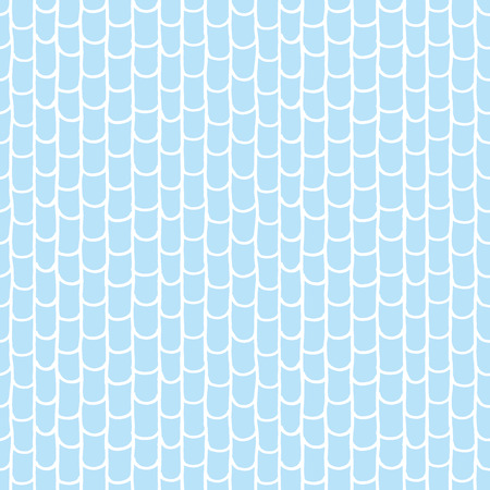 Organic lines background. Seamless pattern. Vector.
