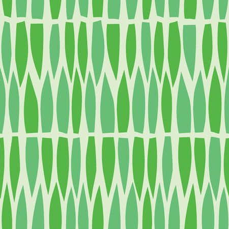 pointed to: Background of sharply pointed shapes. Seamless pattern. Vector.
