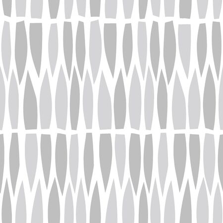 pointed: Background of sharply pointed shapes. Seamless pattern. Vector.