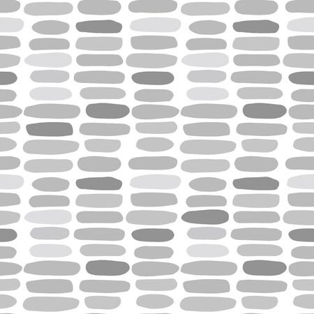 random: Random elliptical background. Seamless pattern. Vector.