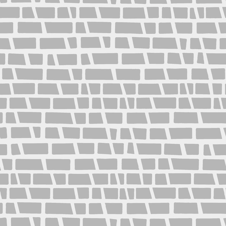 rubble: Random geometric background. Seamless pattern. Vector. Illustration