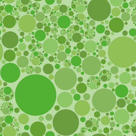 pebbly: Colorful circles background. Seamless pattern. Vector. Illustration