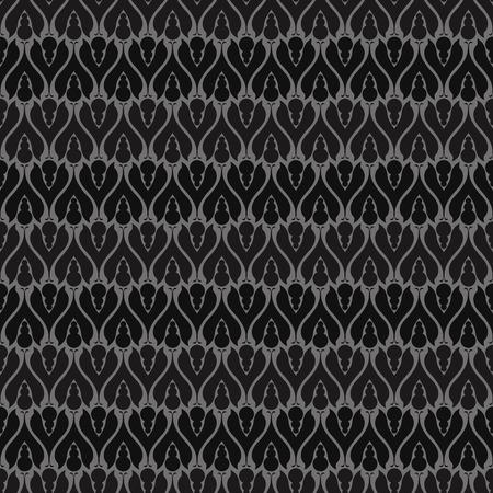 Background elegance. Seamless pattern. Vector.