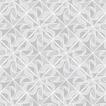 Elegance rhombus background. Seamless pattern. Vector.
