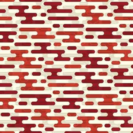 Japanese background. Seamless pattern. Vector. Reklamní fotografie - 127897303
