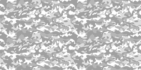 Digital camouflage background. Seamless pattern vector. Illustration