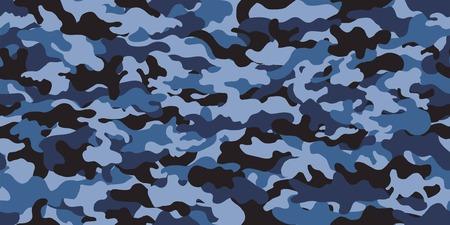 Fond de camouflage. Vecteur de modèle sans couture. Vecteurs