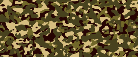 Camouflage background. Seamless pattern vector. 向量圖像