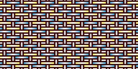 Geometric background. Seamless pattern. Vector. Çizim