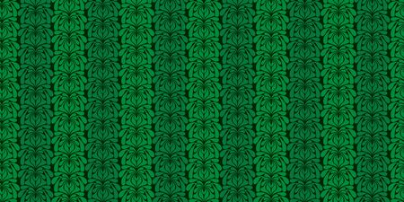 Stylish shapes background. Seamless pattern. Vector.