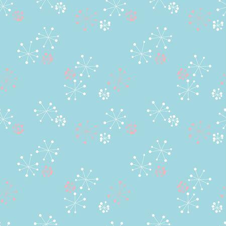 organic motif background. Seamless pattern. Vector. Ilustracja
