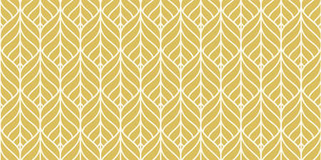 Vintage Art Deco Seamless Pattern. Vector.  Geometric decorative texture.