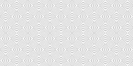 Geometric shapes background. Seamless pattern. Vector. Standard-Bild - 163001804