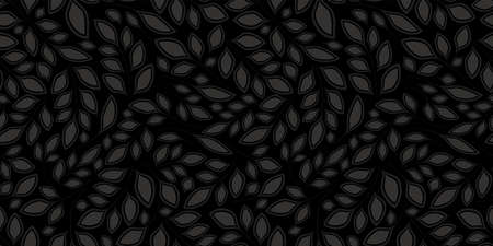 Organic motif background. Seamless pattern.Vector.