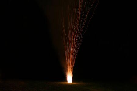 Multi shot Firework