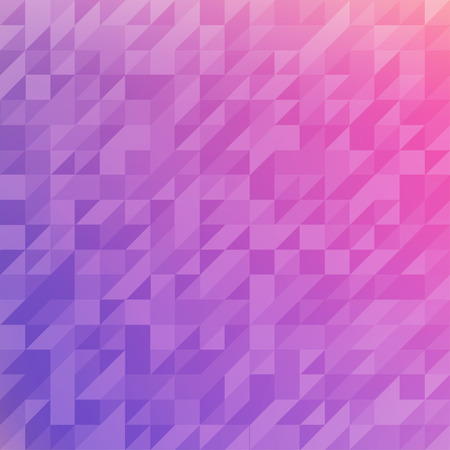 Triangle purpur background. Trendy color