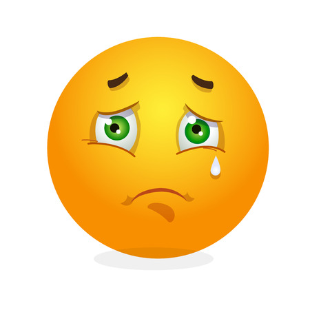 skype: Smile. Cry. Vector