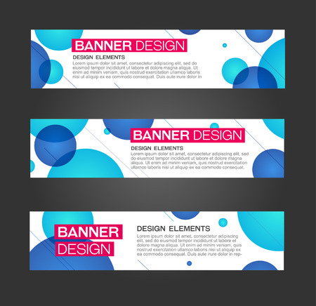 bussines: Abstract banner triangle line design . For bussines, danceparty, promotion. Web and print. Vector template Illustration
