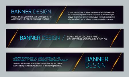 discoteque: Abstract banner design. Disco nighclub disco DJ. Cosmic HUD sci-fi interface. Science news sport. War online games Illustration