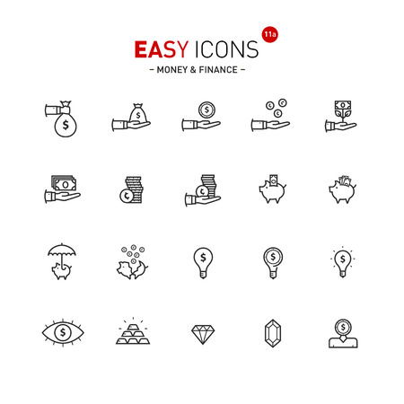 icons: Easy icons 11a Money
