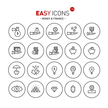 icons: Easy icons 11b Money