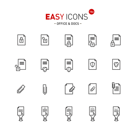 clinch: Easy icons 16a Docs