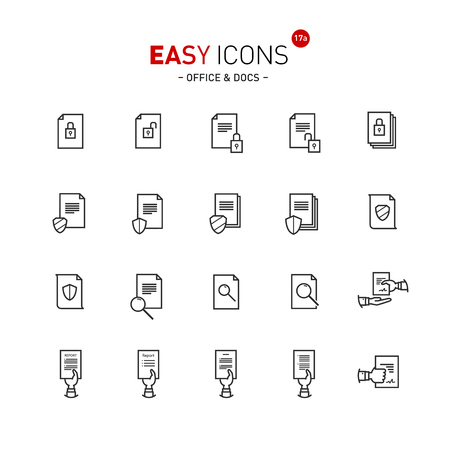 Easy icons 17a Docs