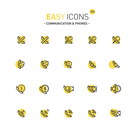 Easy icons 31d Phones