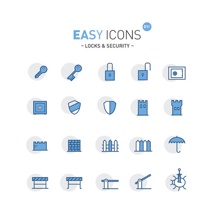 strongbox: easy Icons 01f Security