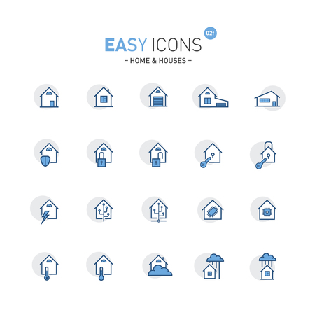 Easy icons 02f Home