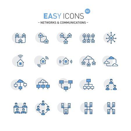 radio unit: Easy icons 06f Networks