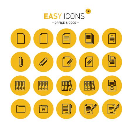 Easy icons 14c Docs