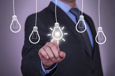 business efficiency: Bright Idea