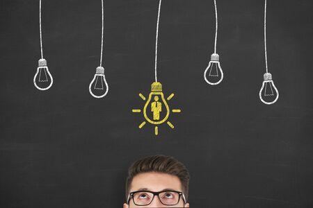 Human Resource Concepts on Blackboard