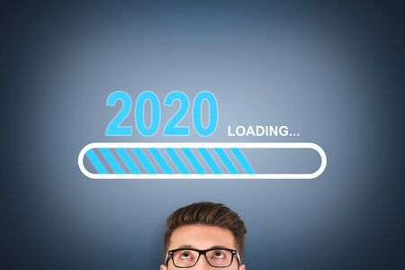 Loading New Year 2020