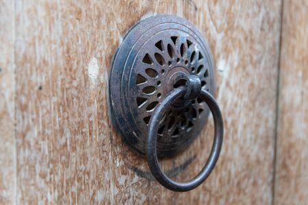 Traditional Door Knocker