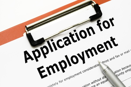 legal document: Application for Employment