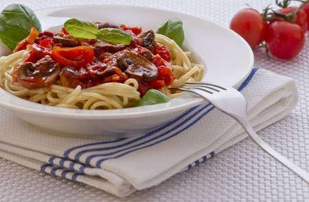 spagetti bolognesse Stock Photo