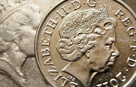 pound sterling: Monedas Libra esterlina