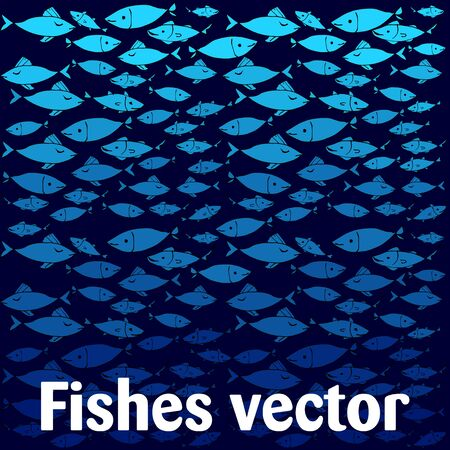 fishes: fishes pattern