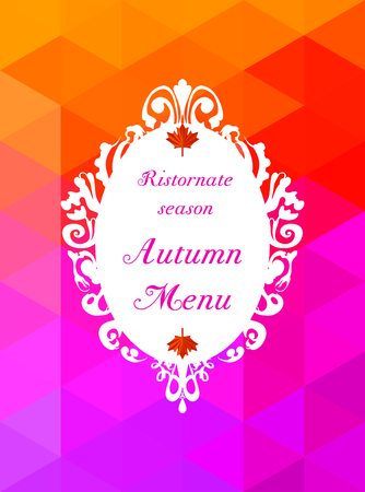 wellingtons: autumn menu