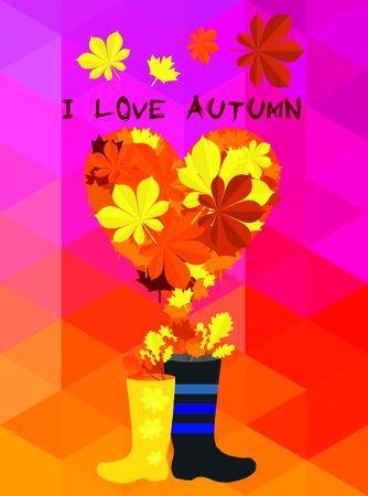 wellingtons: autumn date
