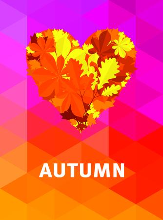 wellingtons: autumn Tempate Illustration