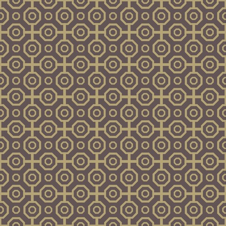 Geometric  pattern. Seamless abstract texture for wallpapers and background Vector