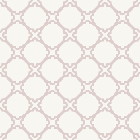 Geometric pattern with oriental elements. Seamless background. Abstract texture Vector