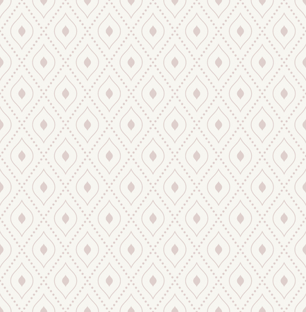 Geometric repeating vector pattern. Seamless abstract modern texture for wallpapers and background