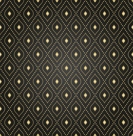 Geometric vector pattern. Seamless abstract modern texture for wallpapers and background Vector