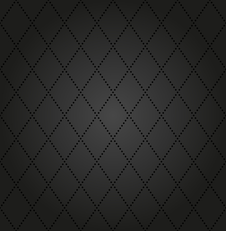Geometric modern vector seamless pattern. Repeating texture with dotted elements