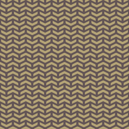 Geometric vector pattern with triangular elements. Seamless abstract texture for wallpapers and background Vector